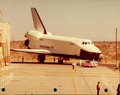 June 4, 1974: Construction of OV-101, the first Space Shuttle, begins. It later will be named Enterprise.