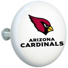 Arizona Cardinals Cabinet Knobs.
