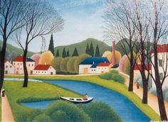 Cesare Novi (1938) ~ Il pescatore