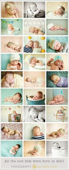 Newborn shoot ideas #baby #photography