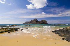 Praia da Calheta - Madeira, Portugal