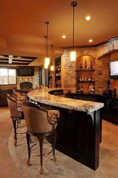 86 best bar design images basement ideas basement kitchen modern bar rh pinterest com