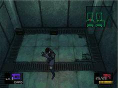 Metal Gear Solid, PS1.
