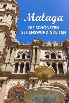 Die wunderschöne Stadt Malaga liegt in Andalusien Spanien. Wer hätte gedacht dass die Küstenstadt so viel zu bieten hat. Wir haben euch in diesem Beitrag die besten Tipps, Infos und Sehenswürdigkeiten aufgeschrieben. (Alcazaba, Gibralfaro, Picasso, Ronda, Costa del Sol, Castle, Market, Tapas, Centro, Food)