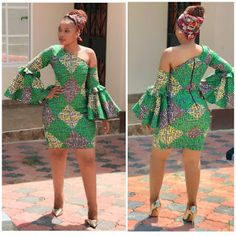 2019 Trendy and Lovely Ankara short Skirt and Blouse styles for top styles To check out latest ankara styles for wedding,latest ankara styles ovation ankara styles,nigerian ankara styles catalogue ankara styles for men Nigerian Dress Styles, Short African Dresses, Ankara Short Gown Styles, African Print Dresses, Short Dresses, African Fashion Ankara, Latest African Fashion Dresses, African Print Fashion, African Style