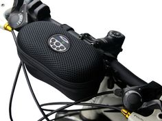 The Ivation Multi-Function Bicycle Speaker plugs into the headphone jack of any phone, music player or USB flash drive.