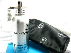 Montale Perfume SandalSLIVER Eau de Parfum Spray 50ml 1.7 fl oz #Montale
