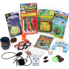 Camp Care Package for Boys (and tomboys!!!!!) MirthinaBox.com #camp #carepackages