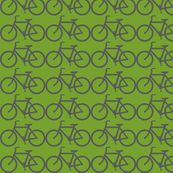 bicycle symbol green and gray  want as an accent wall in my future home somewhere