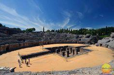 Santiponce: Italica Ruins, Monastery & Podcast