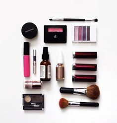 Best Travel Size Makeup for Long Flights