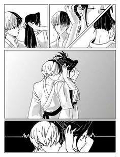 Todoroki Shouto × Yaoyorozu Momo 1/2