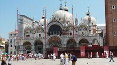 Bazylika św Marka w Wenecji #wenecja #włochy #venezia