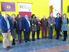 Entrega del premio del concurso de Relatos Cortos de la SRC Clarín de Quintes. ¡Enhorabuena a la ganadora! Fuente: EnlaVilla