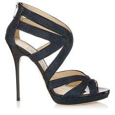 Jimmy Choos - Why I Think Expensive Heels Are Totally Worth the Money via Jimmy Choo, Most Expensive Shoes, High Heels, Shoes Heels, Designer Sandals, Strappy Sandals, Who What Wear, Shoe Game, Designing Women
