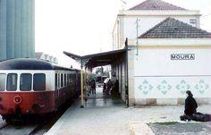 Estação de Comboios —Moura