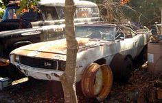 """Just A Car Guy : Celebrating the barn finds and deploring the yard art of idiots that proclaim """"I'm gonna fix it up someday, it's not for sale"""""""