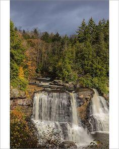 Blackwater Falls State Park Decal Sticker Explore Wanderlust Camp West Virginia