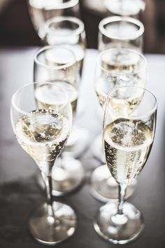 Champagne diamond vibes