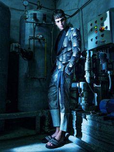 Photo by Manuel Scrima. Styling by Andrea Amara.  menswear mnswr mens style mens fashion fashion style editorial
