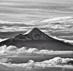 Volcán el Pico de Orizaba.