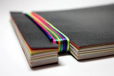 7 ways to make your brochure design stand out Love the die-cut idea in this binding to make the brochure different from the rest 12/17/2013