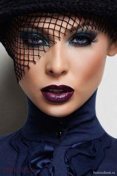 Blue Fashion #fashion #style