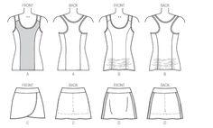 K4113 | Kwik Sew Patterns | Sewing Patterns