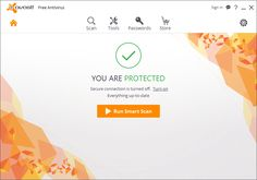 Avast Free Antivirus 2016 has more features to protect your privacy.  For PC, Mac, and home network protection.