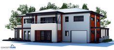 house design modern-house-plan-ch204 6
