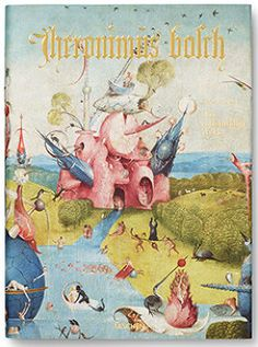 For the first time, the complete works of medieval painter Hieronymus Bosch have been published in a lavish book. See a devil on ice skates, mystical...