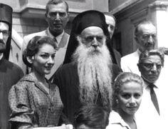 Maria Callas and Aristotele Onassis