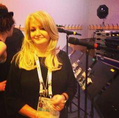 Bonnie Tyler in Malmö during repetitions.  12/05/2013 #bonnietyler #eurovision #gaynorsullivan #gaynorhopkins #thequeenbonnietyler #therockingqueen #rockingqueen #2013 #malmo #uk #unitedkingdom #music #rock
