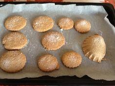 Biscotti e fagottini integrali