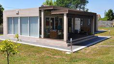 Casas instaladas   Casas prefabricadas y modulares Cube