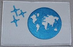 Space Above and Beyond TV Series Earth Flag PATCH by Main Street 24/7. $6.99. Brand New  SPACE ABOVE AND BEYOND TV SERIES EARTH FLAG EMBROIDERED LOGO PATCH  Exact Replica Patch seen on the TV Series Space Above and Beyond  Embroidered Patch measures 4 3/4 inches wide  Patch can be sewn or ironed on