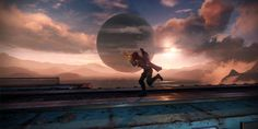 Destiny on PS4!