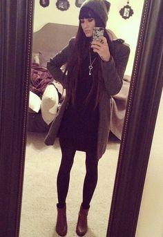 Katelynne Quinn- I absolutely love her style