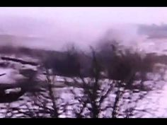 Донецкая обл.Заблокировали Украинские Войска.