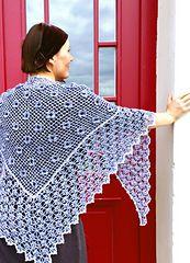 Ravelry: Mitsuko Garden Shawl pattern by Grassharp designs
