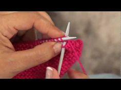 Vidéos tricot : apprendre à tricoter en vidéo | Tutoriel tricot débutant