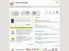 Information arquitecture and webdesign for Biology University. My Works, Blog, Web Design, Sevilla, Universe, Studio, Design Web, Blogging, Website Designs