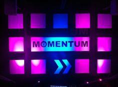 Momentum | Church Stage Design Ideas