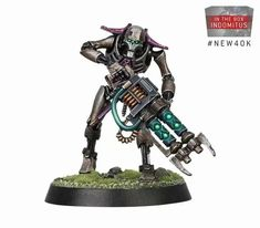 Necron Paint Schemes - 9 Color Motifs - how to paint Necrons - color schemes for Necrons, Necron Warriors, Sautekh or Zathanor Dynasty, and Necron dynasties - Indomitus Warhammer 40k Necron range color palette - 9 color schemes for Necron models and miniatures from Citadel Games Workshop - indomitus necron theme Warhammer 40k Memes, Warhammer Paint, Paint Schemes, Colour Schemes, Necron Warriors, The Black Library, Turquoise Highlights, New Warriors, Mini Paintings