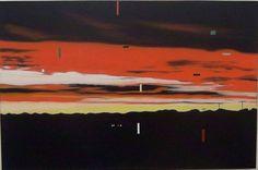 Hans Broek, oil on canvas.