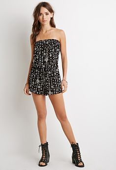 124956d44d9 Forever 21. Rodeo OutfitsRodeo ClothesCute OutfitsStrapless ...