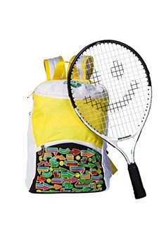 17   19  In Kids Tennis Racket with a Tennis Bag-this Tennis Kit Is  Specifically Designed for Beginner Players to Improve the Playing  Experience. Inches) ... 058ddf64249c5