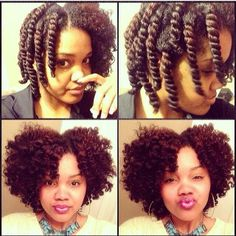 Twist-out fabulosity!