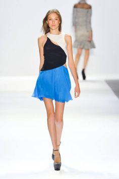 Cutouts Spring 2013 Runways - Cutout Dresses, Tops at Fashion Week - ELLE