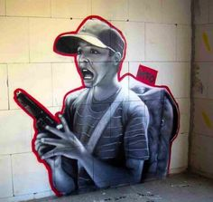 Stand By Me, Graffiti Art by MTO - Berlin, Germany #graffiti #art #streetart #graffitart #MTO #berlin #stand #standbyme